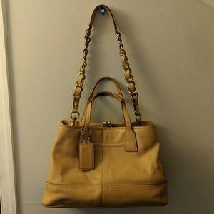 Coach Hamptons Archive 10th Anniversary purse/bag